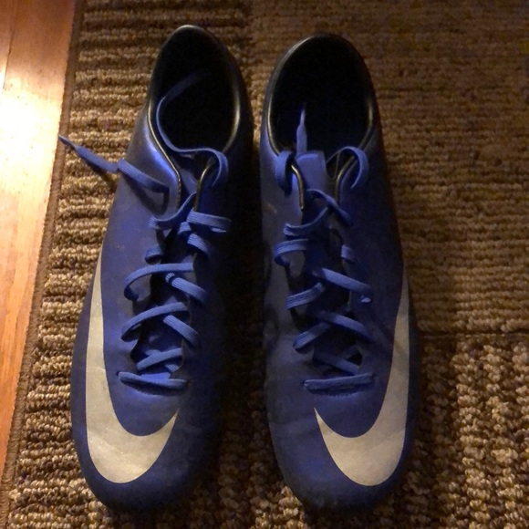 Nike Other - CR7 Nike outdoor superfly navy blue